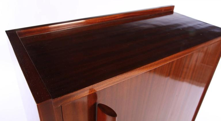 Art Deco Andre Sornay Cabinet For Sale