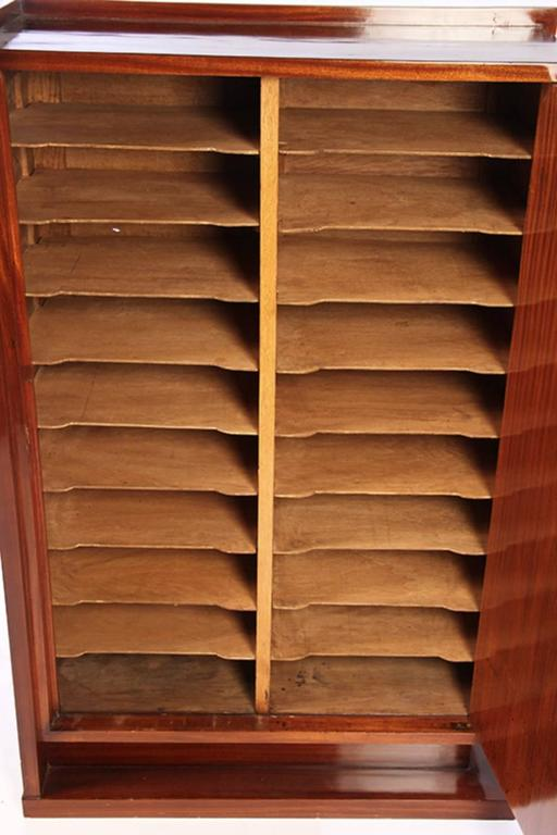 French Andre Sornay Cabinet For Sale