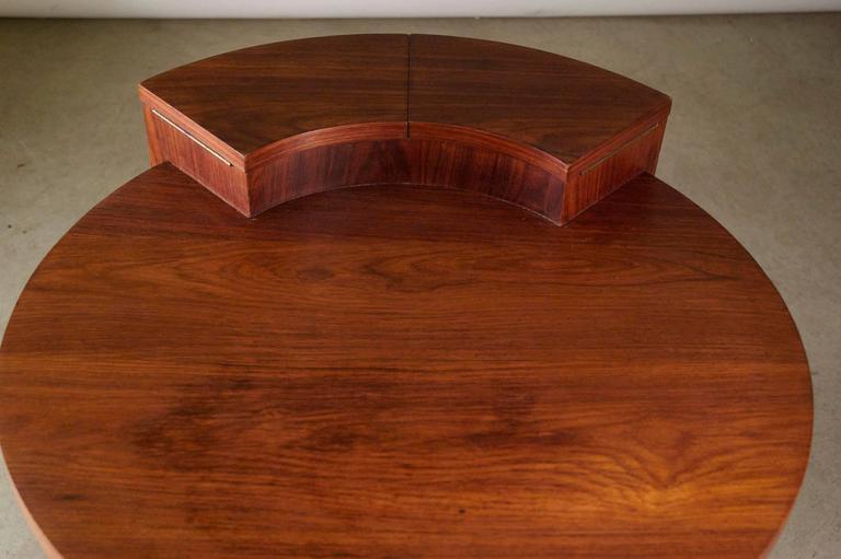 Mid-20th Century Etienne Kohlmann Modernist Side Table For Sale
