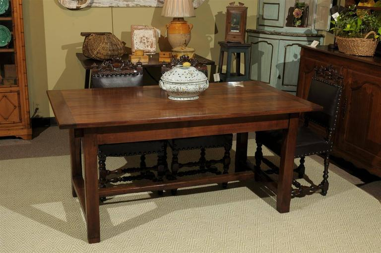 19th century french farm table at 1stdibs for 65 farmhouse table