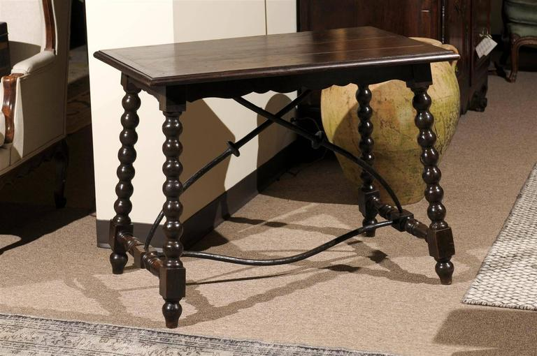 19th century spanish style side table at 1stdibs