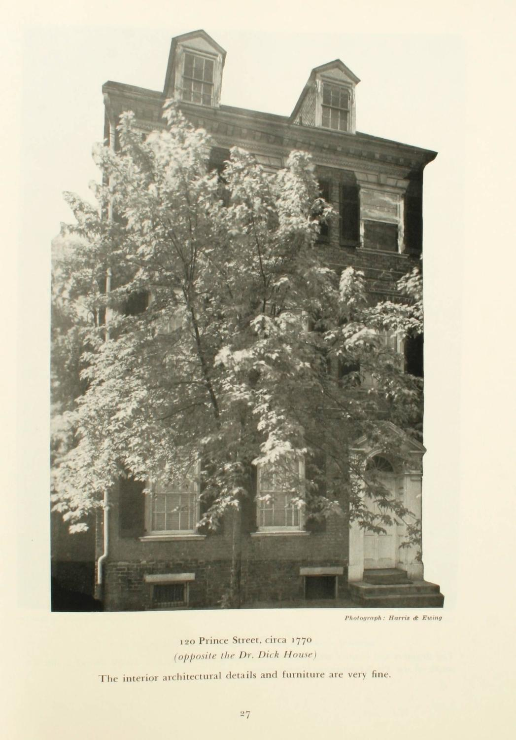 Alexandria houses 1750 1830 book by deerig davis 1st for Zfurniture alexandria