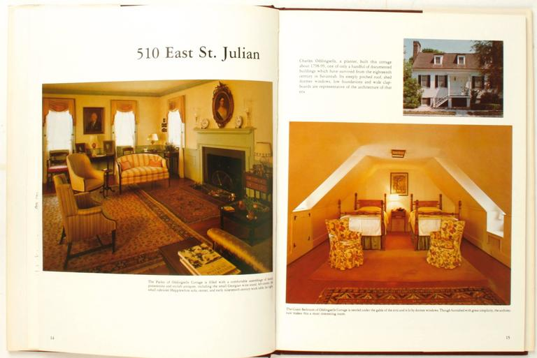 Paper At Home in Savannah, Great Interiors, First Edition For Sale