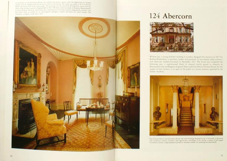 At Home in Savannah, Great Interiors, First Edition For Sale 2