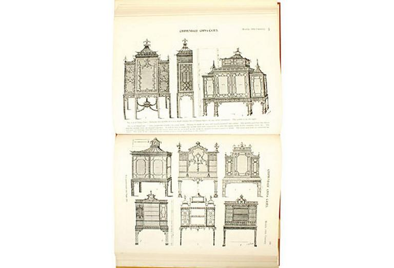 20th Century English Furniture Decoration and Allied Arts by Thomas Strange, 1st Ed For Sale