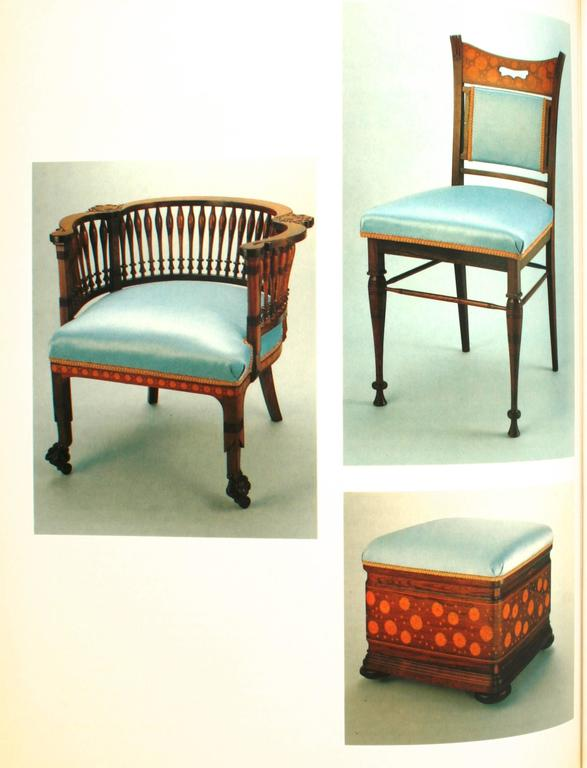 Herter Brothers Furniture And Interiors For A Gilded Age