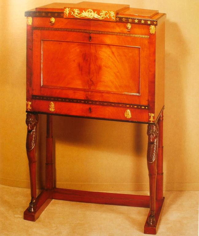 20th Century Russian Furniture: The Golden Age 1780-1840 1st Ed by Antoine Chenevière For Sale