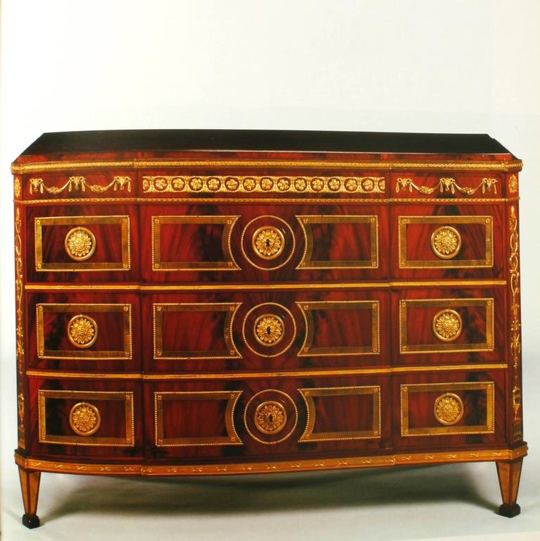 Russian Furniture: The Golden Age 1780-1840 1st Ed by Antoine Chenevière For Sale 2