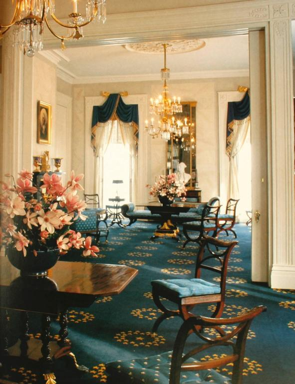 The Charleston Interior by J. Thomas Savage. Greensboro: Legacy Publications. First edition hardcover with dust jacket, 1995. 120 pp. An overview of the decorated interiors of one of the most beautiful historic cities in America and its