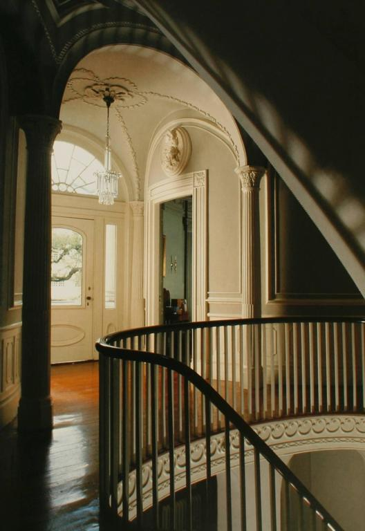 Paper The Charleston Interior by J. Thomas Savage, 1st Ed