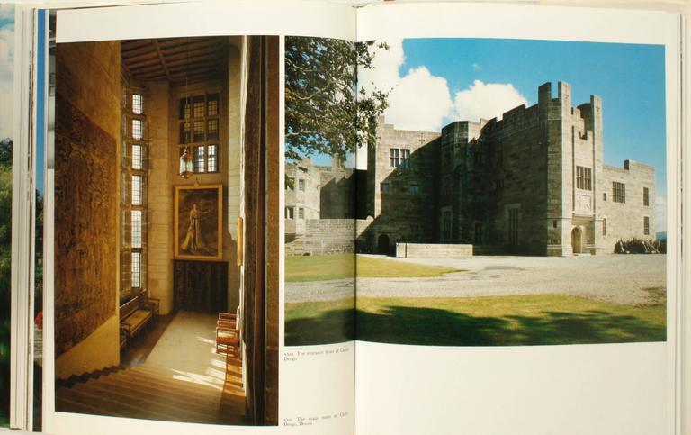 20th Century The Last Country Houses by Clive Aslet, 1st Ed For Sale
