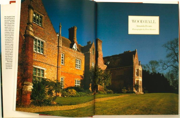 American The English Country House, First Edition by Venessa Berridge For Sale