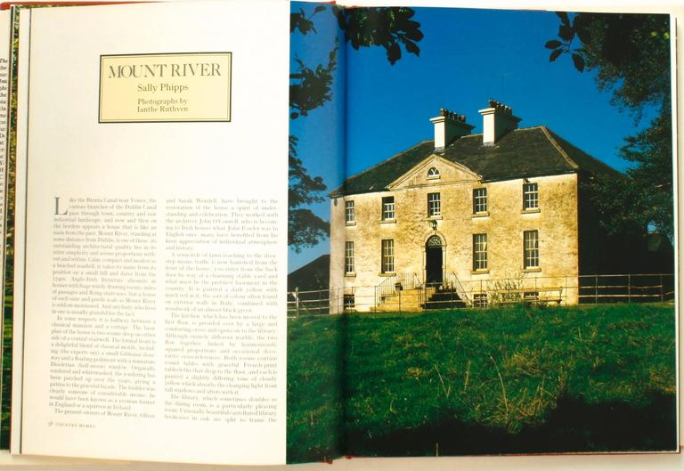 The English Country House, First Edition by Venessa Berridge For Sale 3