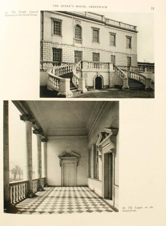 Paper English Country Houses Caroline 1625-1685, First Edition For Sale