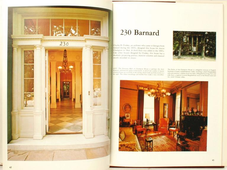 At Home in Savannah, Great Interiors, First Edition For Sale 3