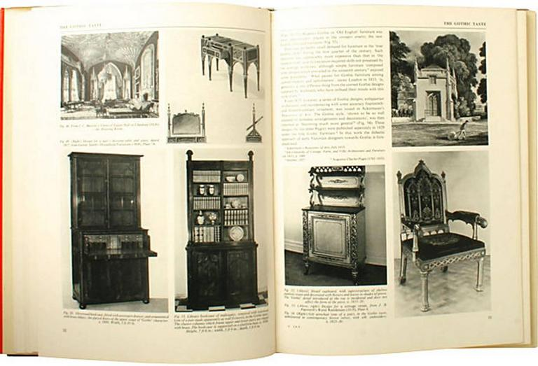 Regency Furniture 1795-1820 by Margaret Jourdain, 1st Ed For Sale 3