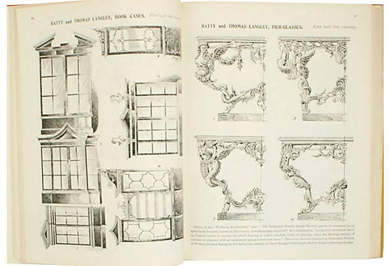 English Furniture Decoration and Allied Arts by Thomas Strange, 1st Ed For Sale 2