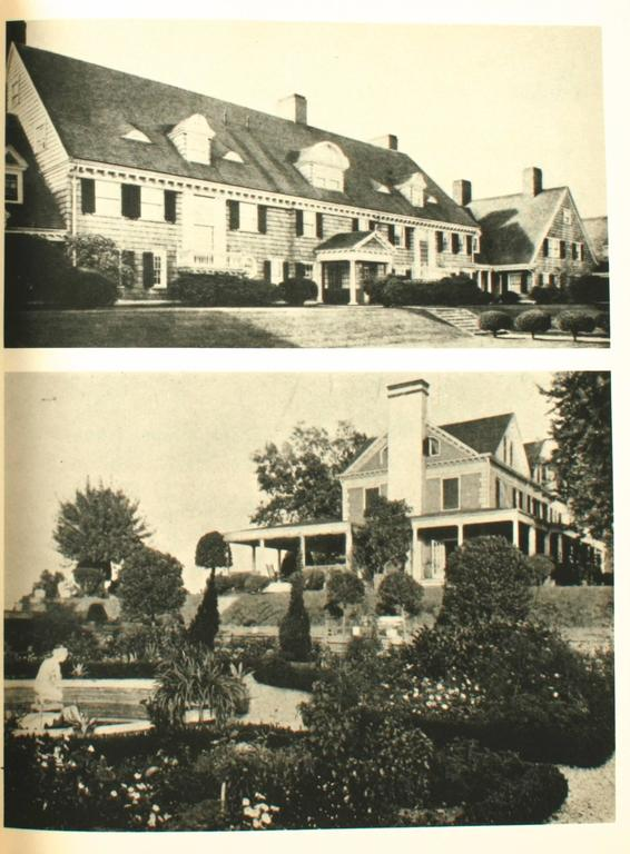 American Beaux-Arts Estates, A Guide to the Architecture of Long Island, First Edition For Sale