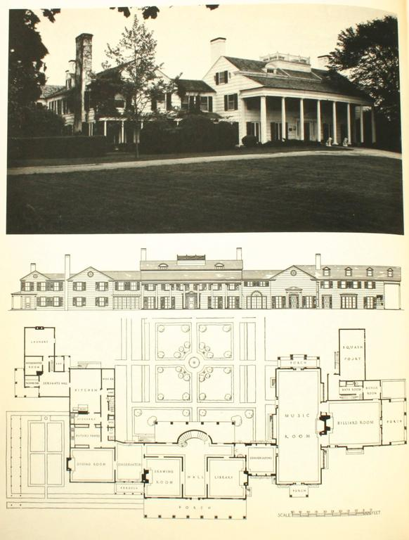 Beaux-Arts Estates, A Guide to the Architecture of Long Island, First Edition For Sale 3