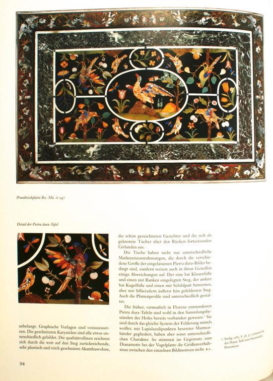 Die Möbel Der Residenz München, First Edition For Sale 3