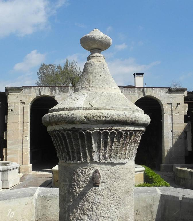 18th Century Village Fountain from Taulignan, France 3