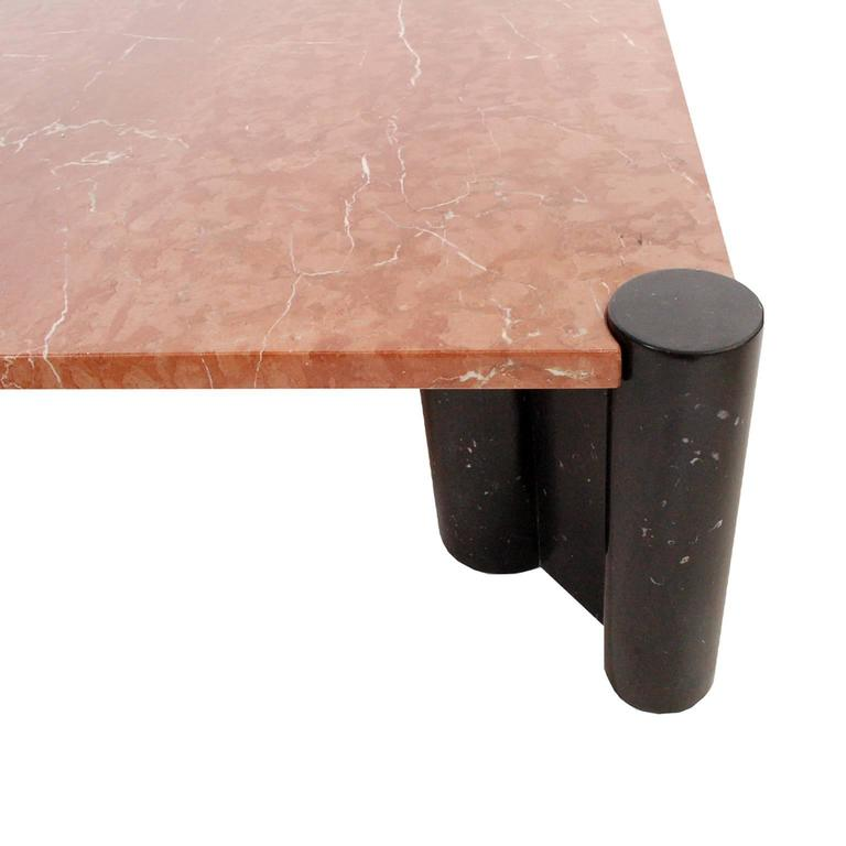 Modern Jumbo Coffee Table by Gae Aulenti for Knoll