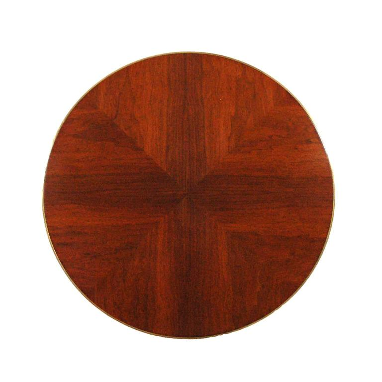 Walnut Coffee Table Made In Grand Rapids For Sale At 1stdibs