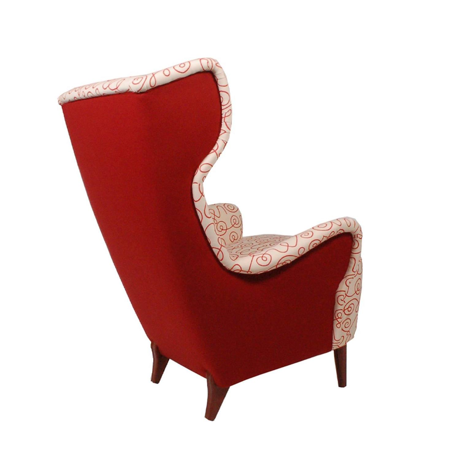 1940s Carl Malmsten Easy Chair For Sale At 1stdibs