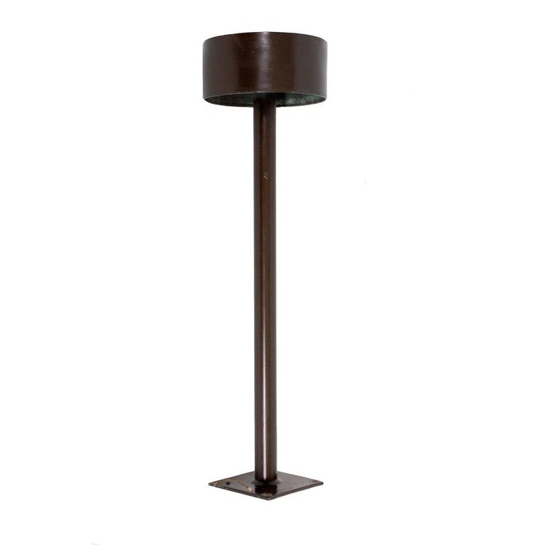 Rare Outdoor Lighting by Philip Johnson, 1961 For Sale