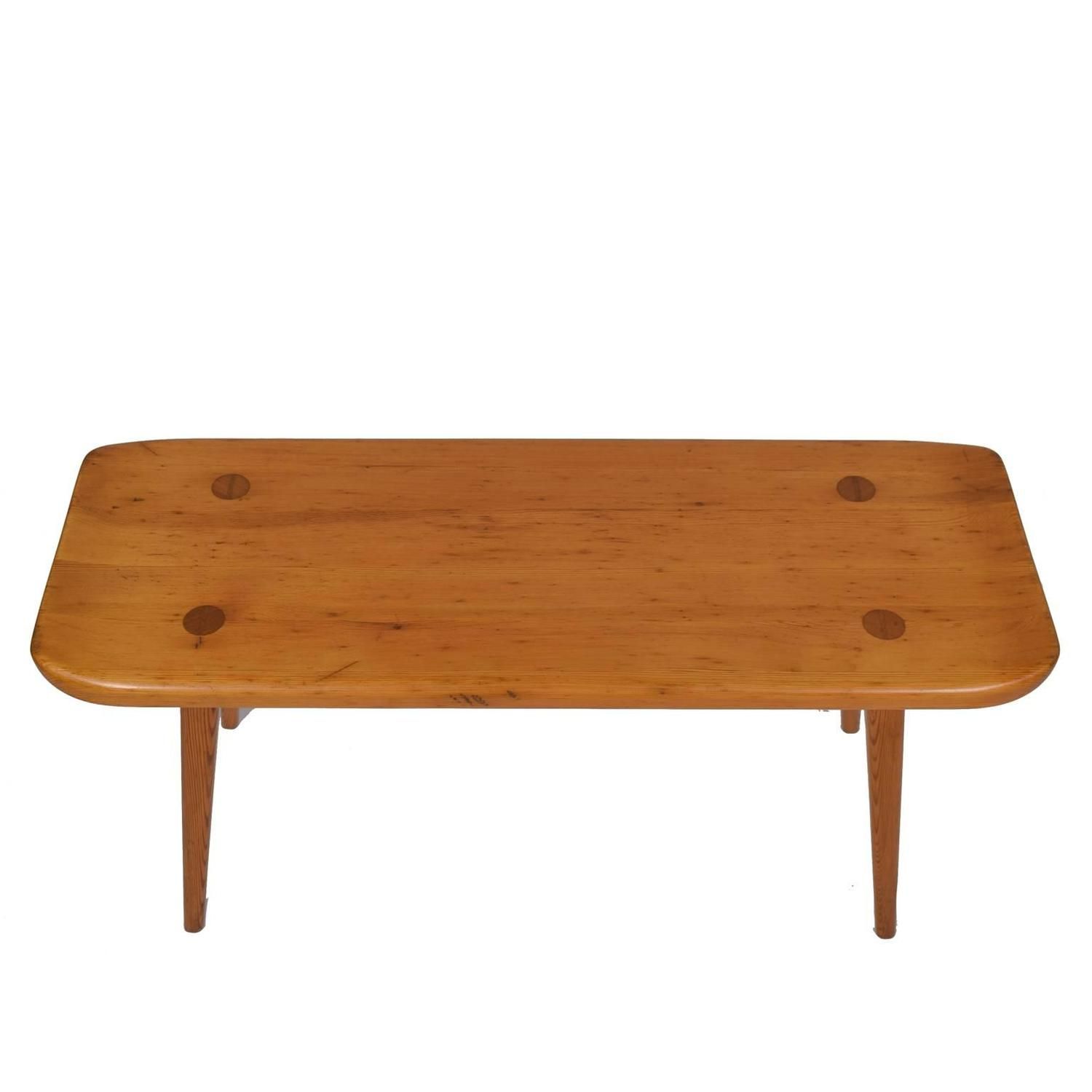 quot visings 246 quot pine bench by carl malmsten for sale at 1stdibs