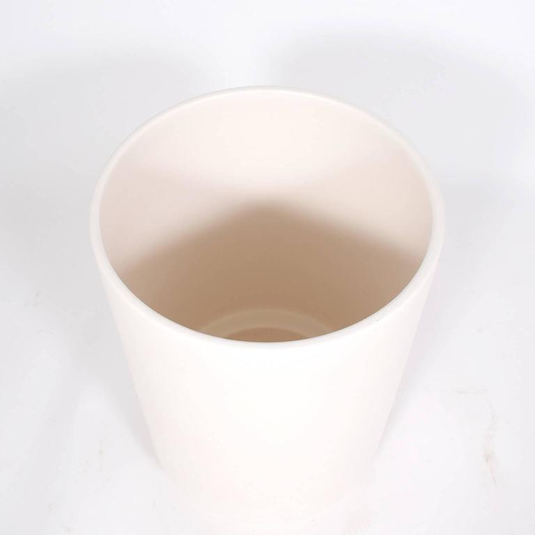 American Monumental Ceramic Floor Vase For Sale