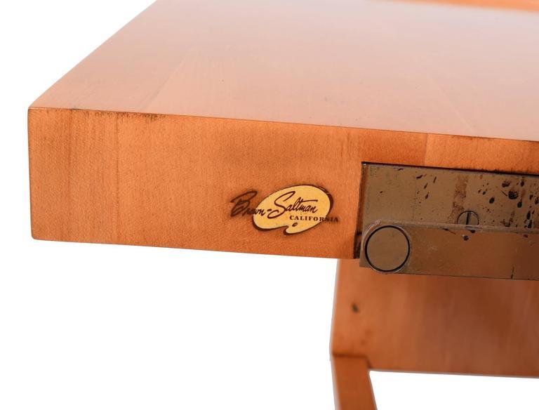 Tea Cart by John Keal for Brown Saltman 8