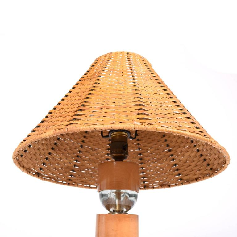 American 1940s Table Lamp For Sale