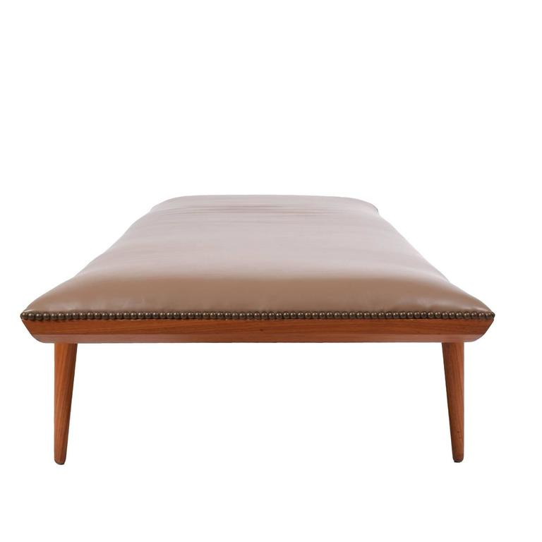 Scandinavian Modern  Daybed by Erik Riisager Hansen For Sale