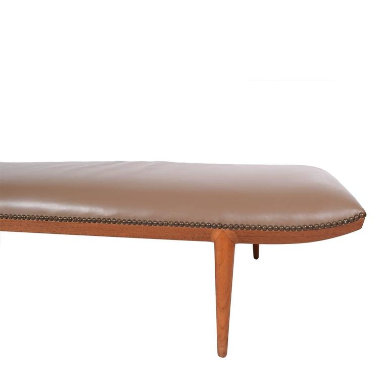 Danish  Daybed by Erik Riisager Hansen For Sale
