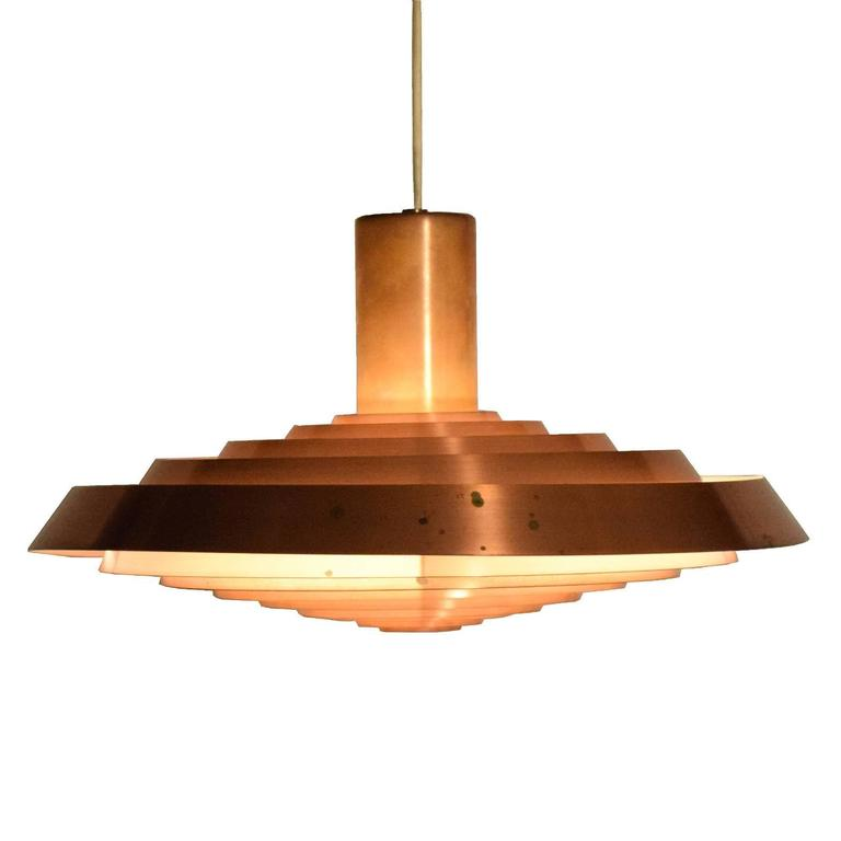 Plate Pendant Lamp By Poul Henningsen For Louis Poulsen