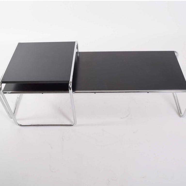 German Laccio Tables Design Marcel Breuer 1925 For Knoll