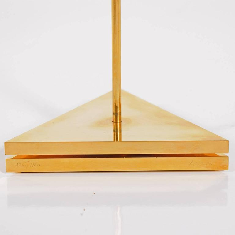 Sculpture by Yaacov Agam 'Peace Candelabra' Edition of 180 5