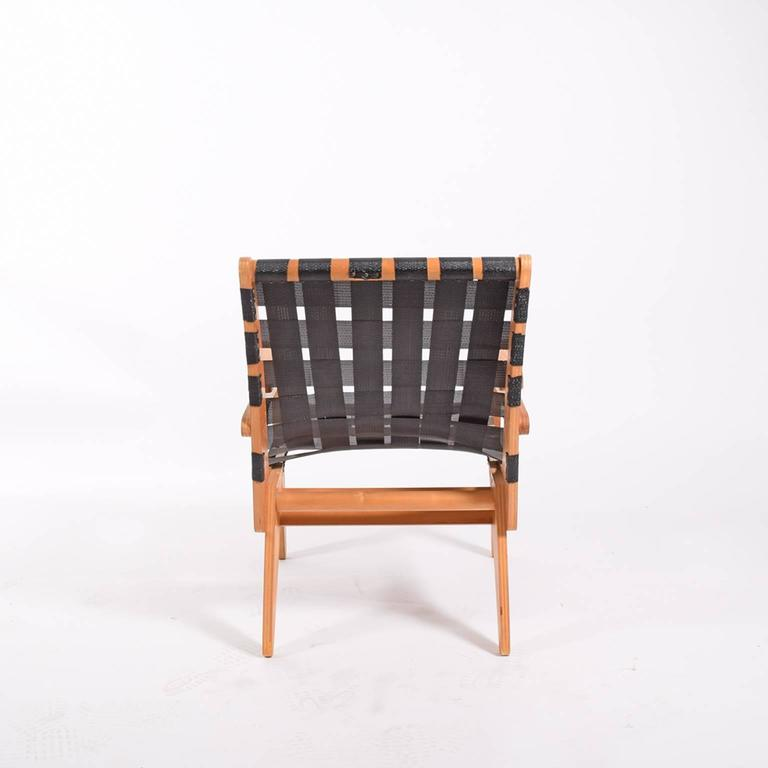 1940s Klaus Grabe Plywood Armchair In Good Condition For Sale In Dallas, TX