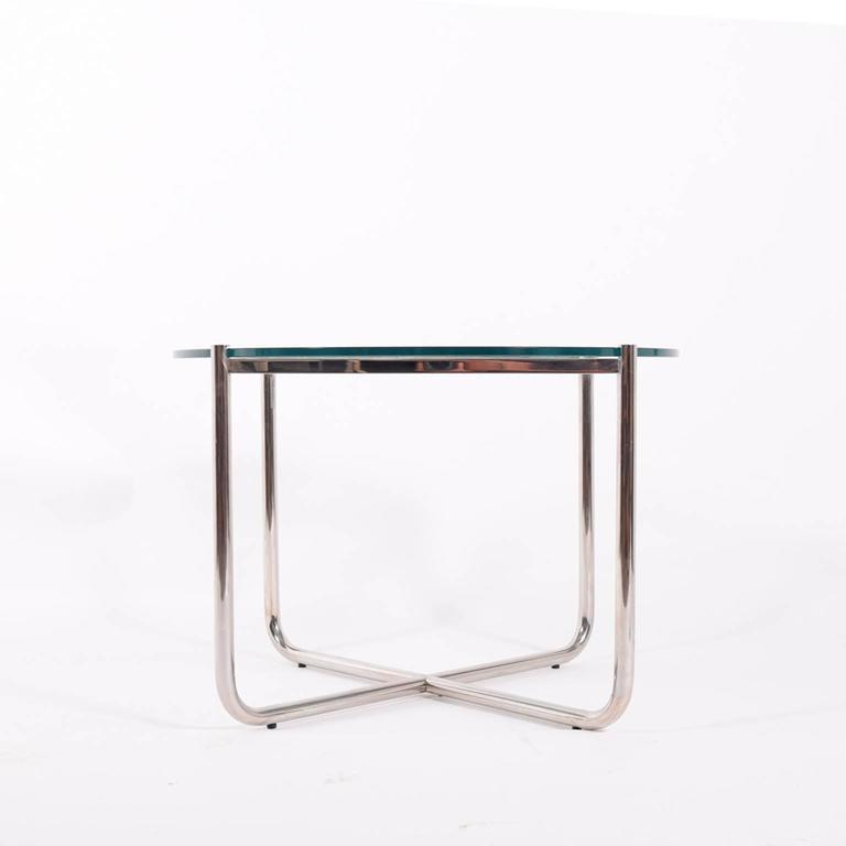 Mis van Der Rohde MR Side Table for Knoll 2