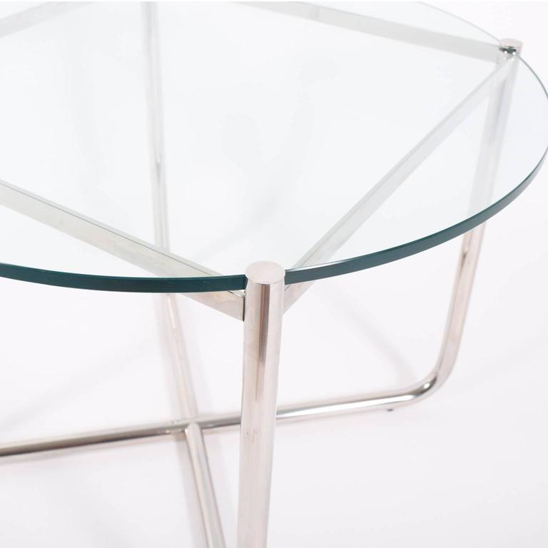 Modern Mis van Der Rohde MR Side Table for Knoll For Sale