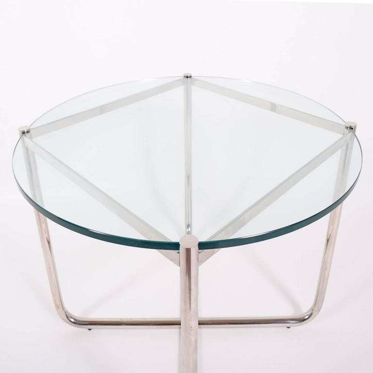 American Mis van Der Rohde MR Side Table for Knoll For Sale