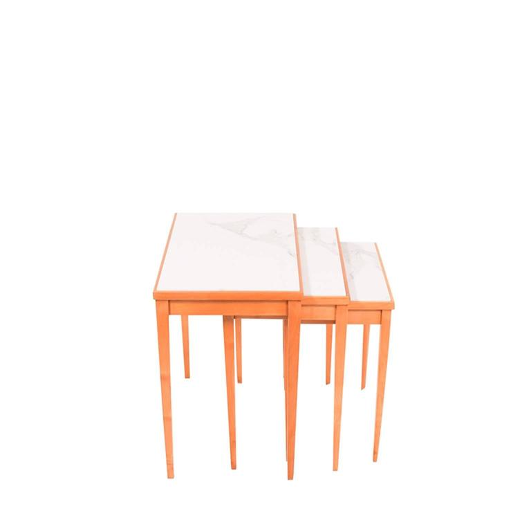 Nesting Tables Made in Belgium by S.A. Novak 2