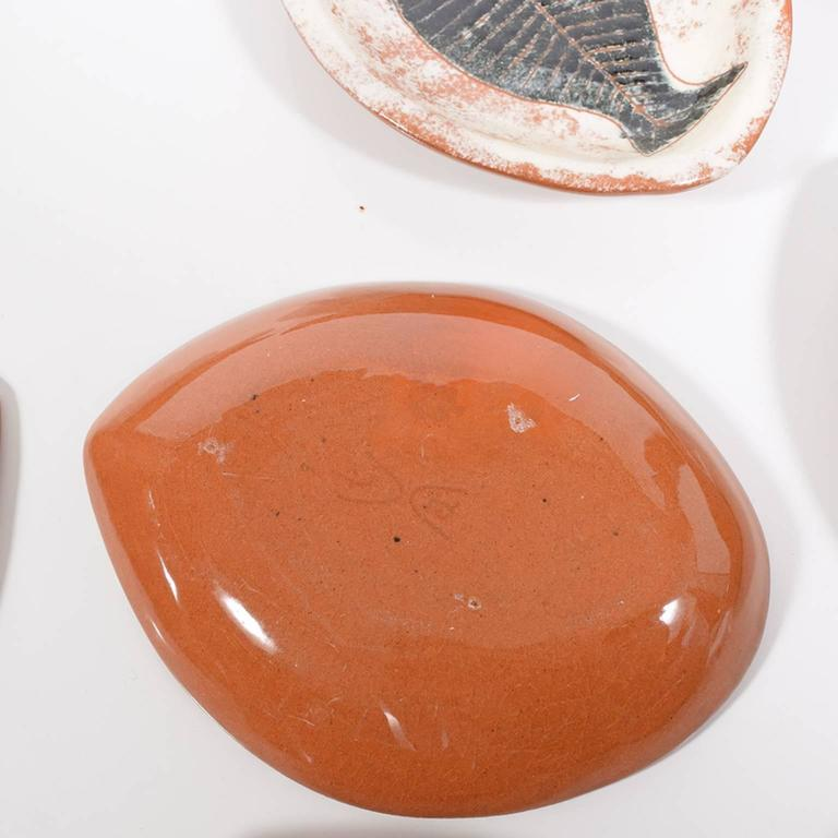 Mid-20th Century 24-Piece Set of Dishes and Platers by LaGardo Tackett For Sale