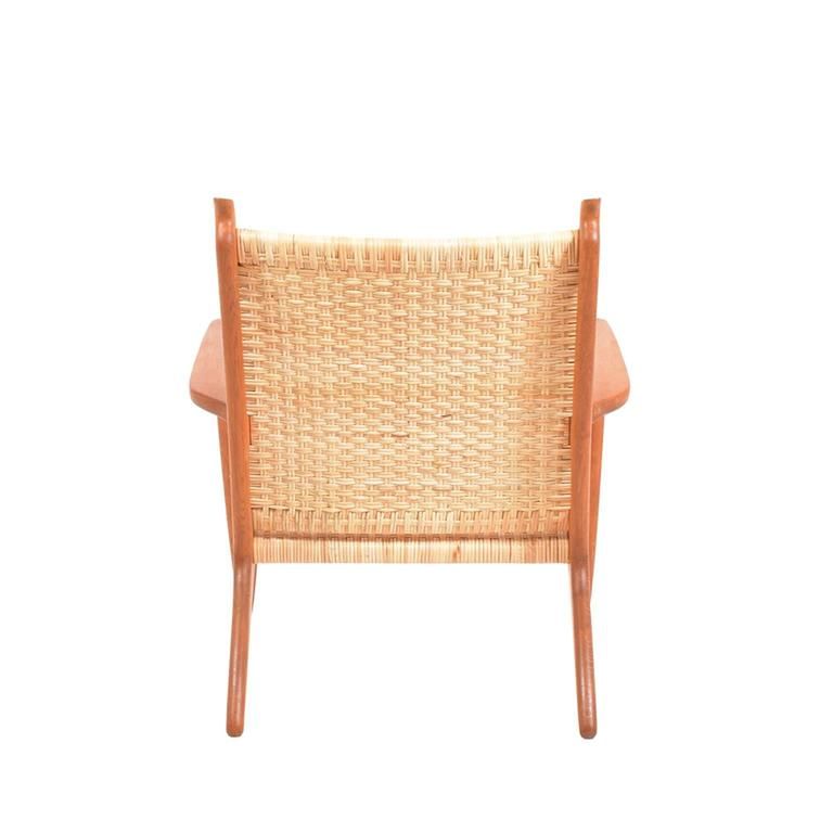 Hans Wegner CH27 Lounge Chair for Carl Hansen 8