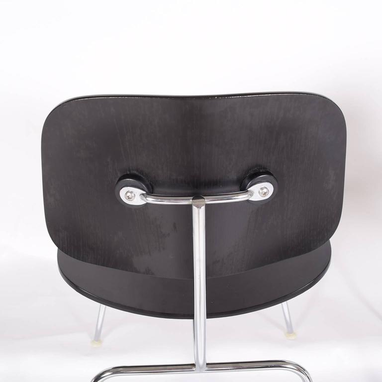 Six DCM Charles Eames for Herman Miller In Good Condition For Sale In Dallas, TX