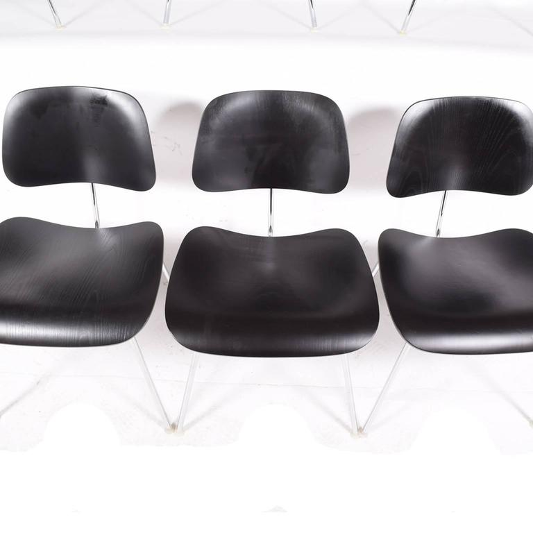 American Six DCM Charles Eames for Herman Miller For Sale
