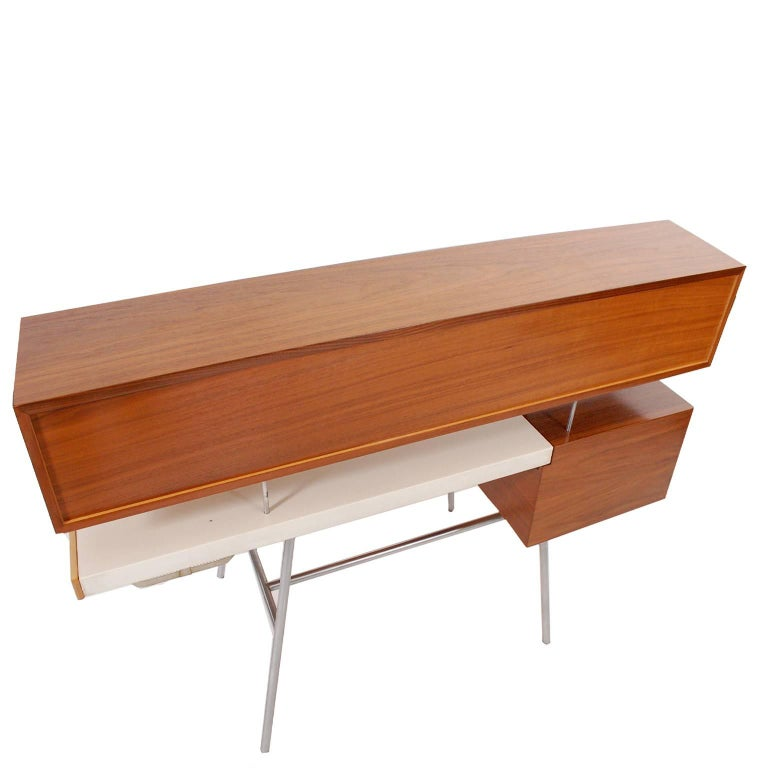 American Executive Home Desk by George Nelson for Herman Miller For Sale