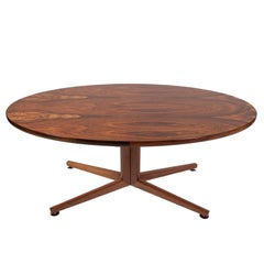 Rosewood Dining Table by Edward Wormley for Dunbar #936