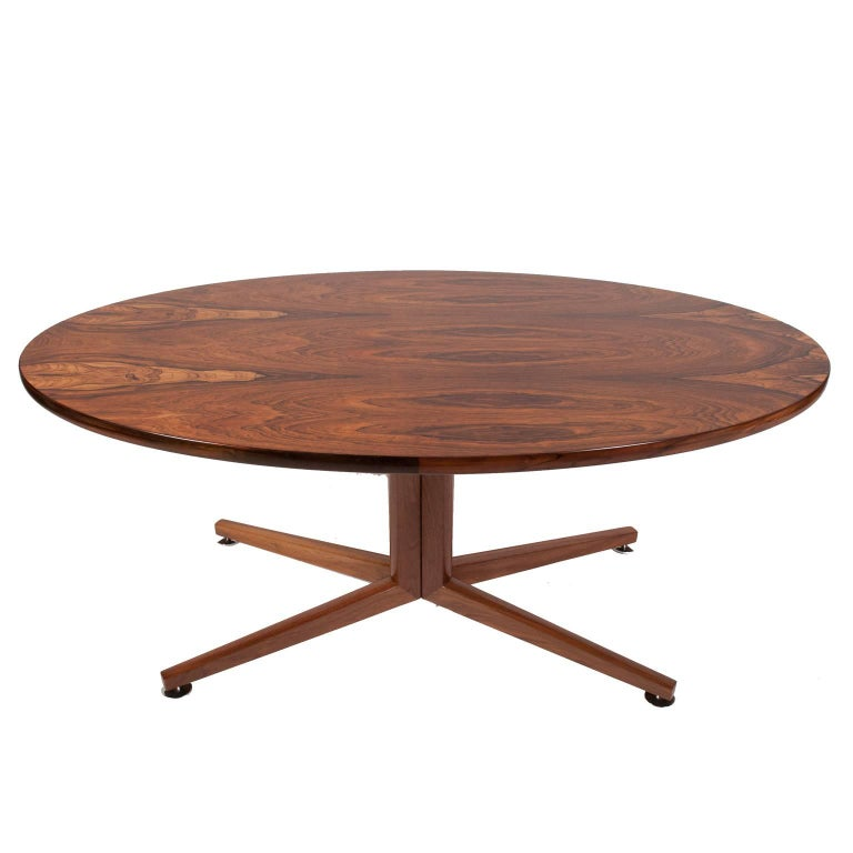 Rosewood Dinning Table by Edward Wormley for Dunbar #936